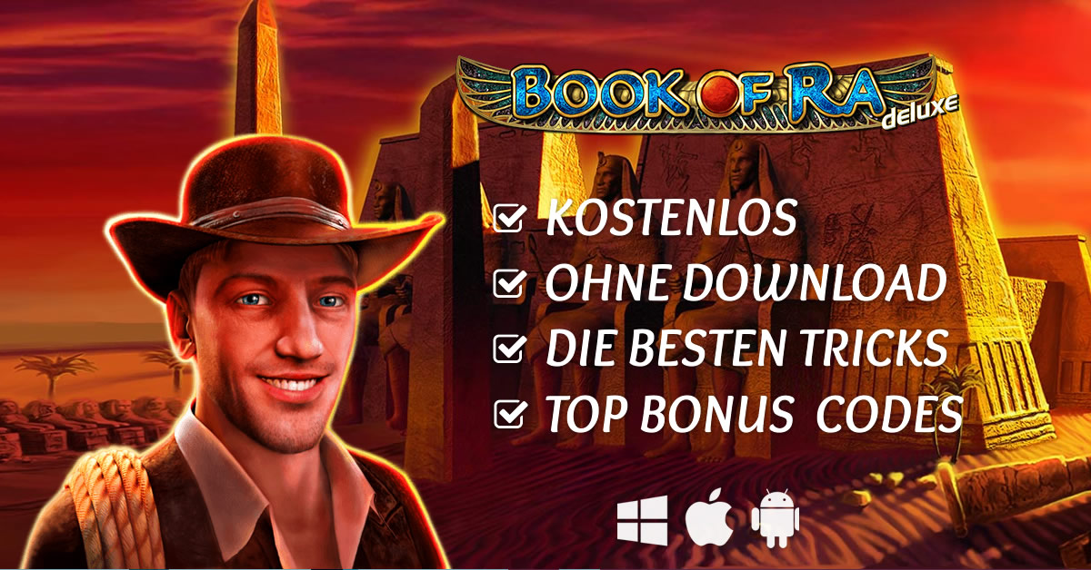kostenlos book of ra spielen download